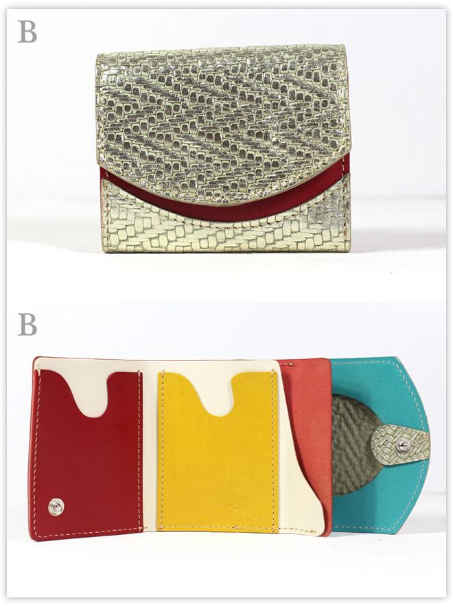 小さい財布 splash!:B