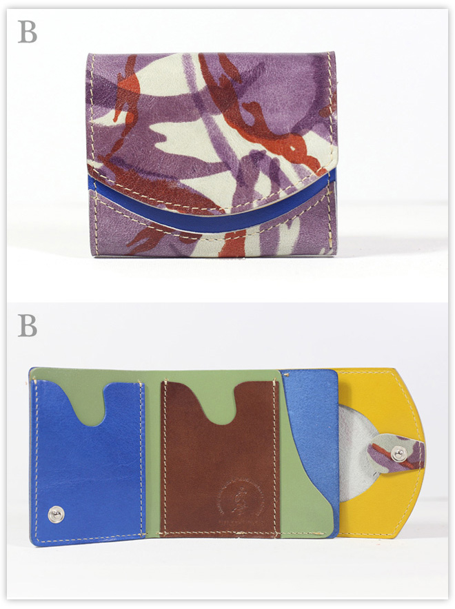 小さい財布 サバンナ・フェスティバル:B