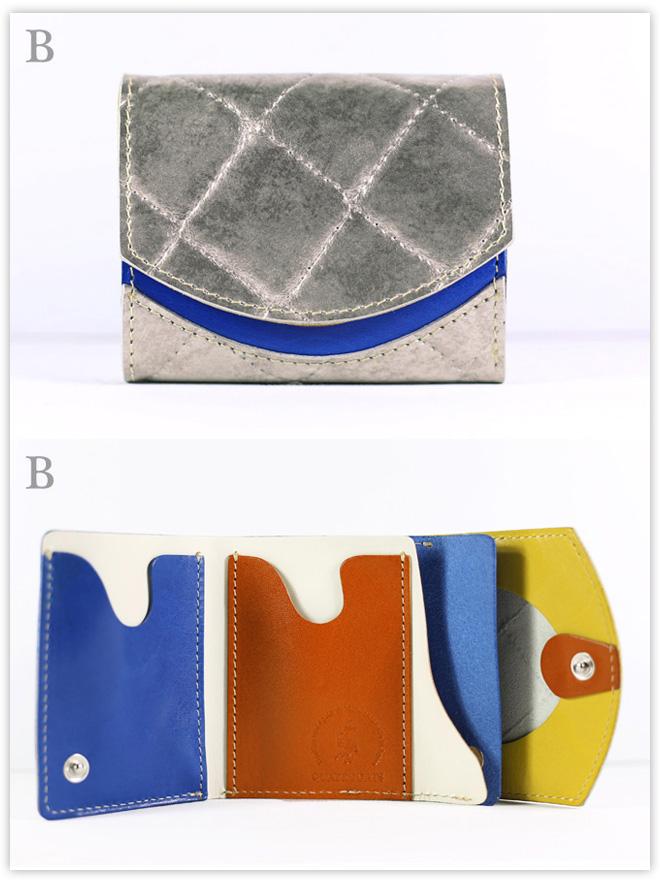 小さい財布 ラグ:B