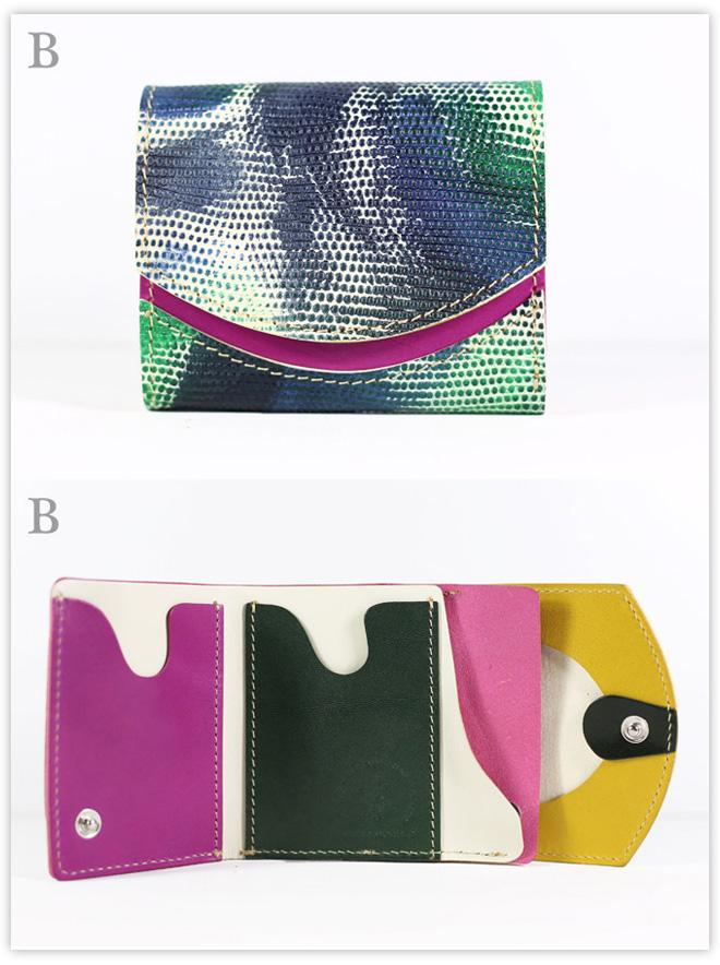 小さい財布 フィトンチット:B