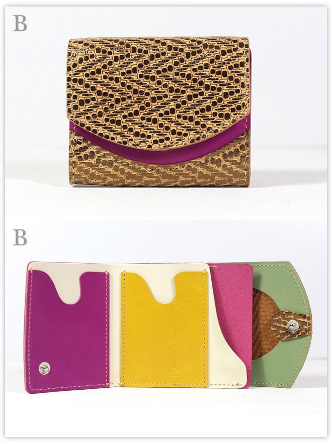 小さい財布 コムギ:B