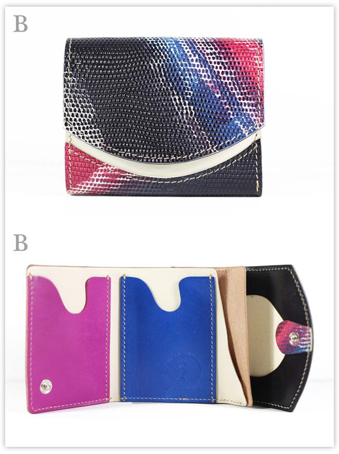 小さい財布 サンセットタイム:B