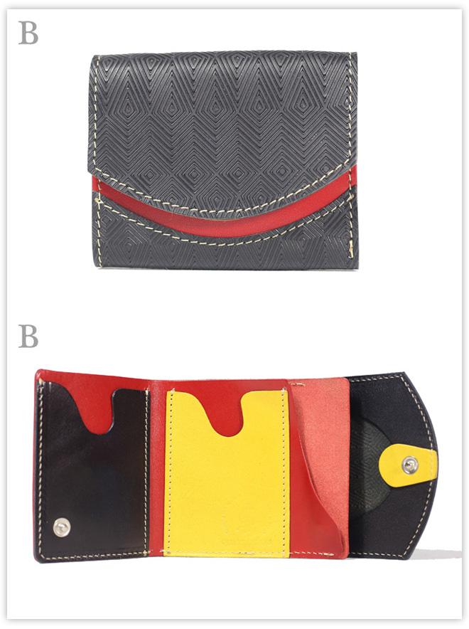 小さい財布 トレッドパターン:B
