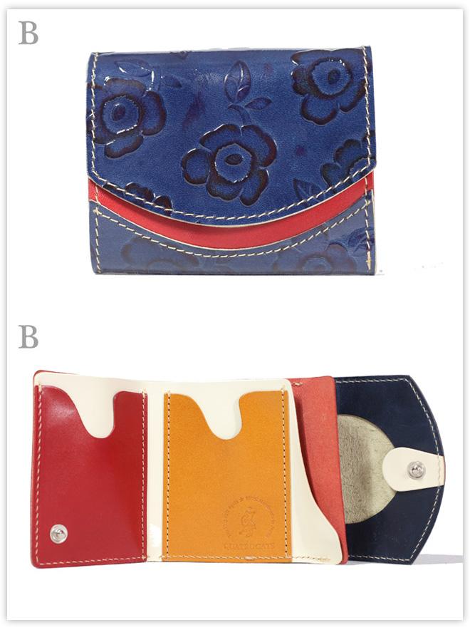 小さい財布 ヒナゲシ:B