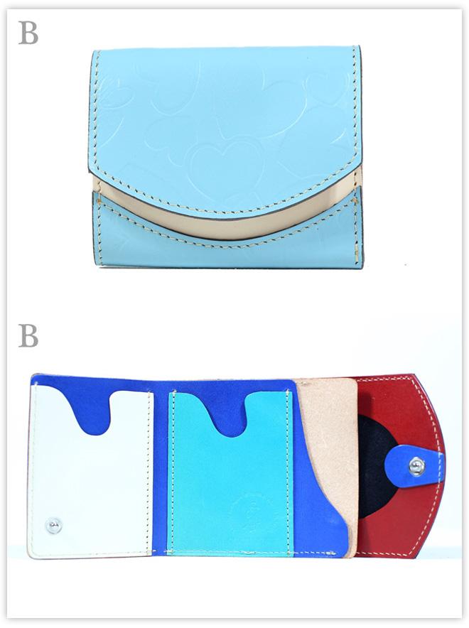 小さい財布 rippleリップル:B