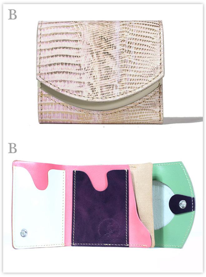 小さい財布 秋桜:B