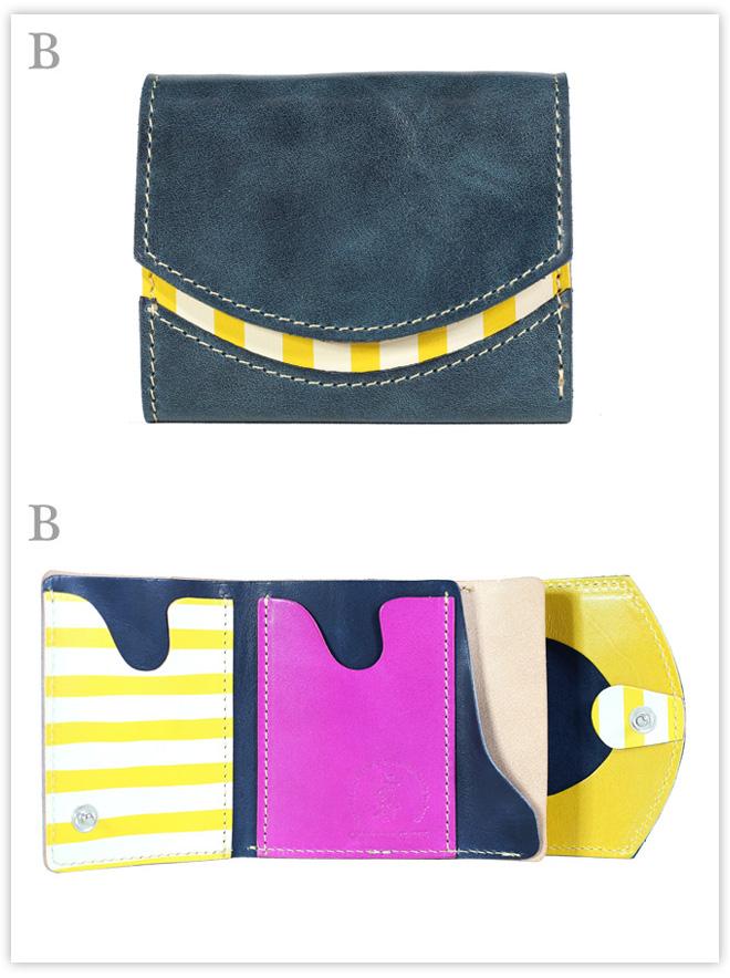 小さい財布 月への階段:B