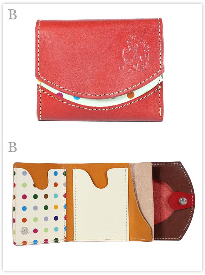 小さい財布 ニュートンが見たリンゴ:B