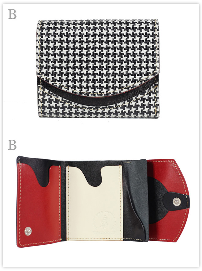 小さい財布 ピエドプール:A