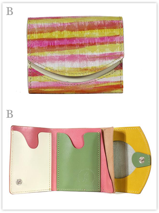 小さい財布 ランタナ:B