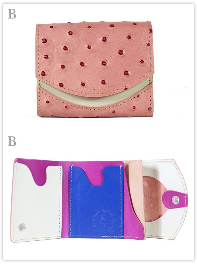 小さい財布 ミルキーウェイ~いちごミルク味~:B