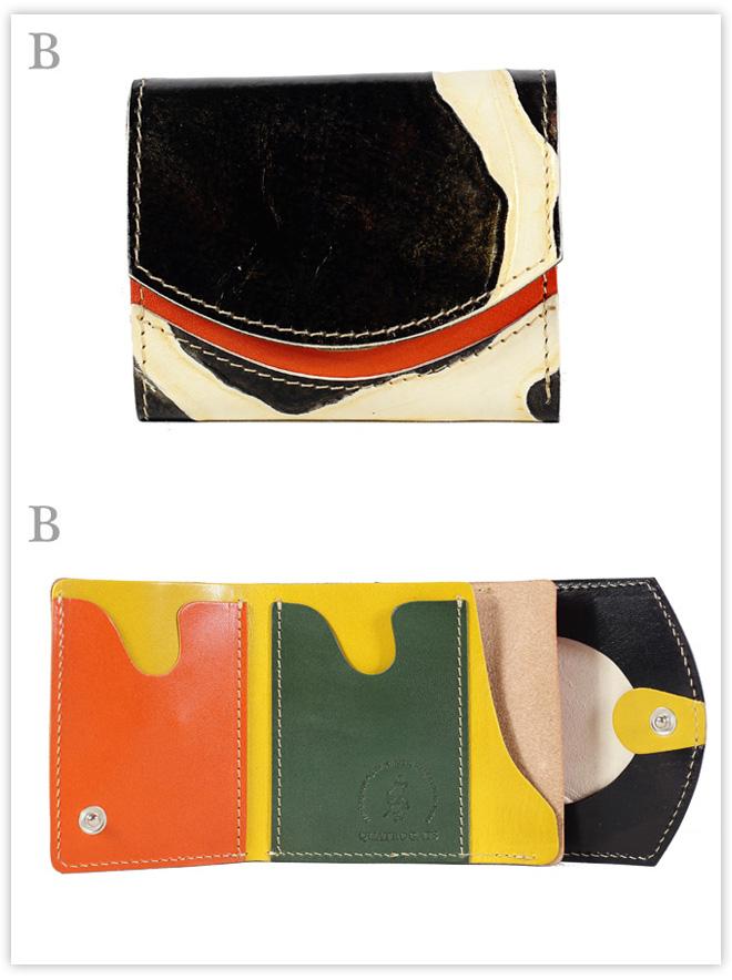 小さい財布 太陽のパンダ:B