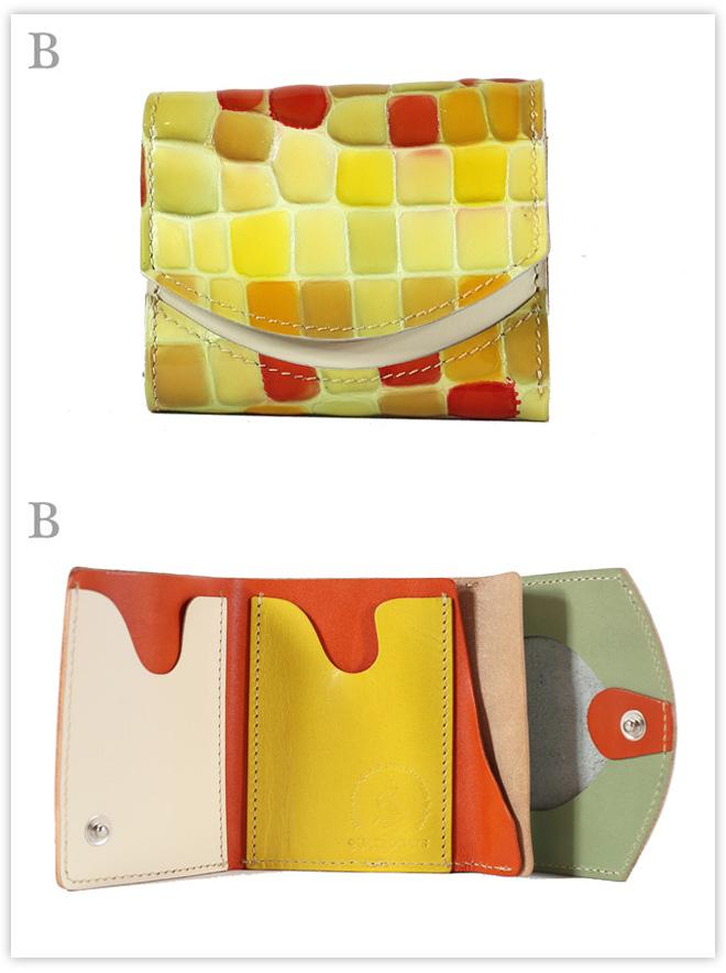 小さい財布 銀杏の絨毯:B