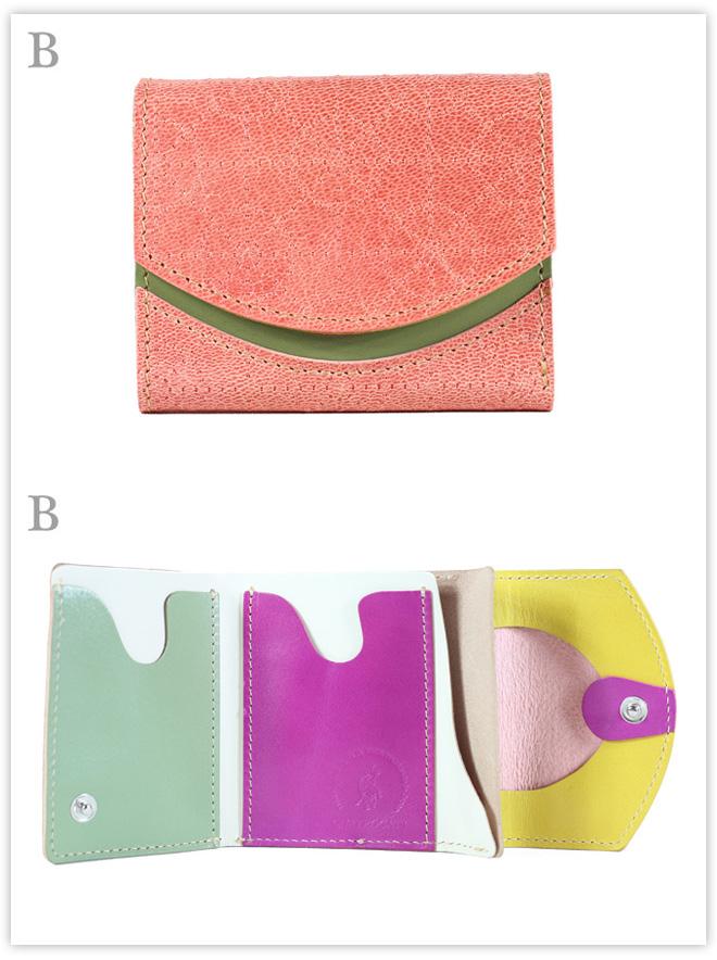 小さい財布 ピンクサンドビーチ:B