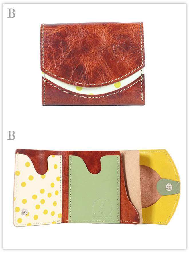 小さい財布 グアナファト:B