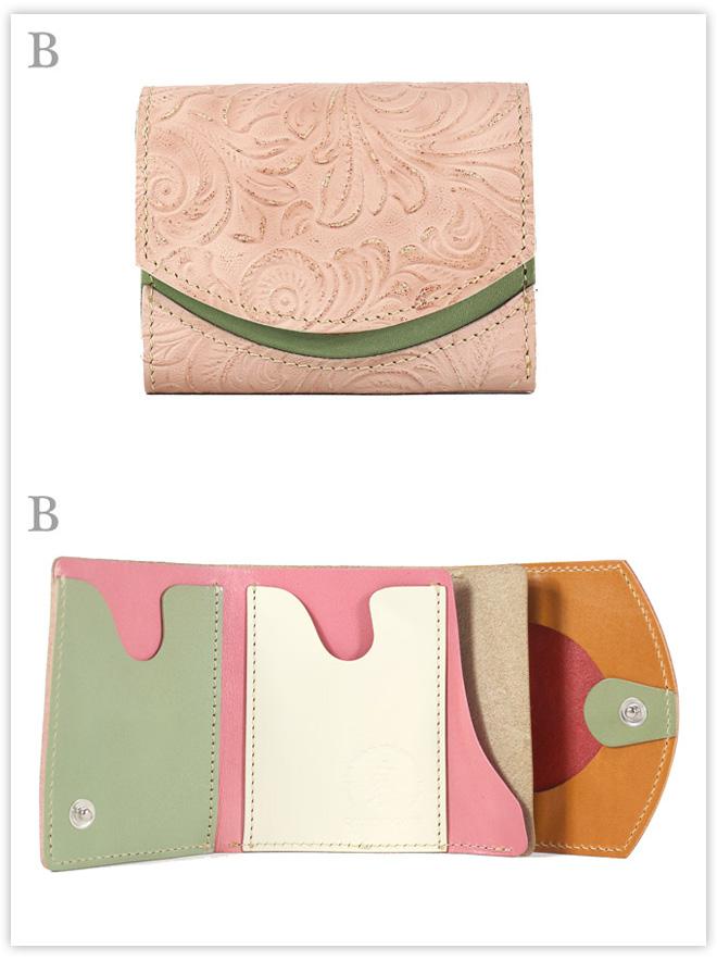 小さい財布 kaori*honoka:B