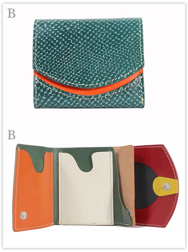 小さい財布 キンボタルの森:B